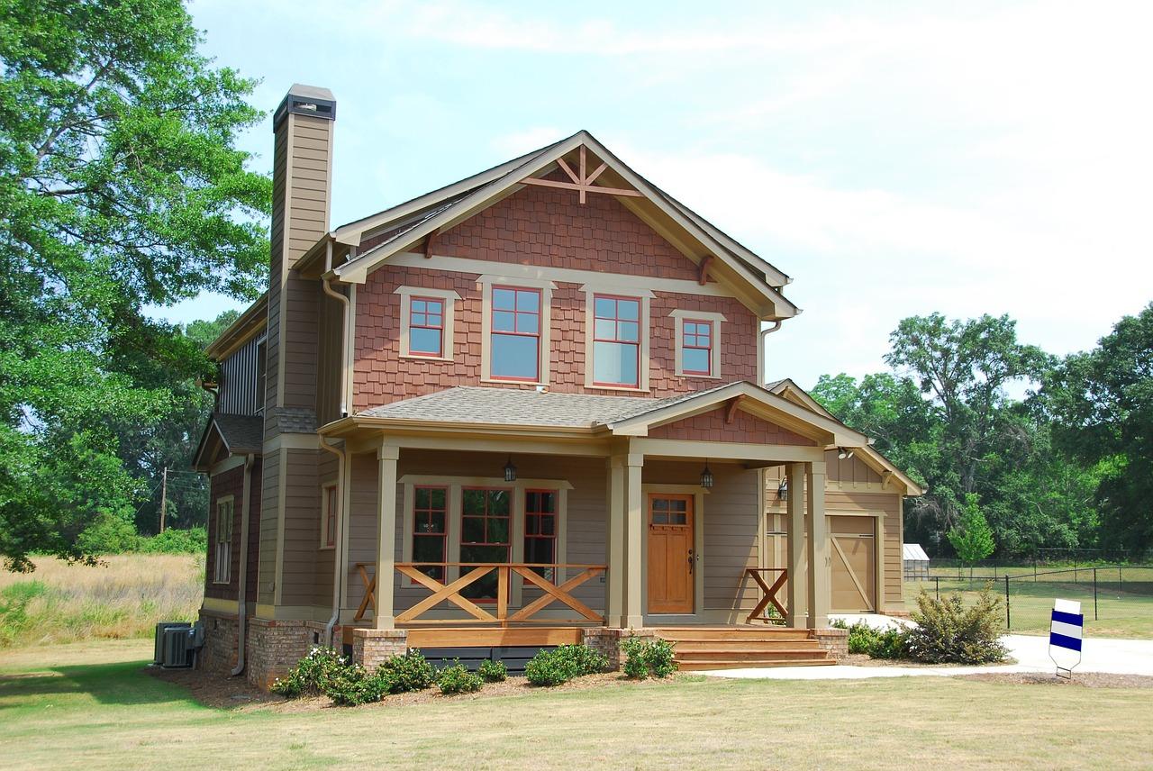Pośrednik w kupnie i sprzedaży domów lub mieszkań